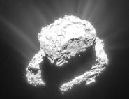 Rosetta et la matière organique des comètes