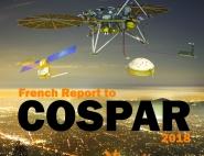 Rapport au Cospar 2018