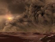 Cassini reveals giant dust storms on Titan
