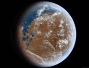 Une époque glaciaire sur Mars ?