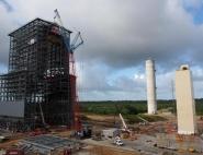 Le mât ombilical Ariane 6 est intégré à 50%