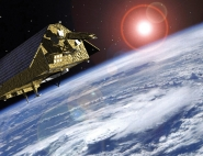 Last glance at the Sentinel 6 satellite