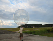 Ballon surpressurisé Eole