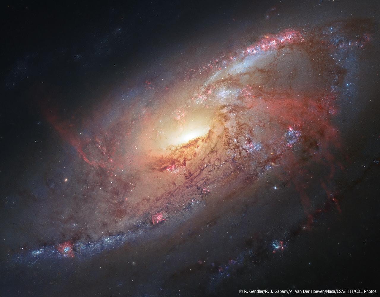 Image d'une galaxie