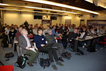 Les scientifiques réunis le 25 mars 2010
