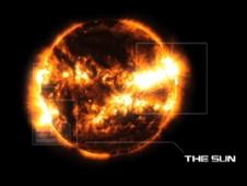 Angelos Vourlidas, responsable scientifique du projet SECCHI, parle des éjections de masse coronale, des explosions de l'atmosphère du soleil qui se propagent dans l'espace sous forme de nuages - crédit : NASA