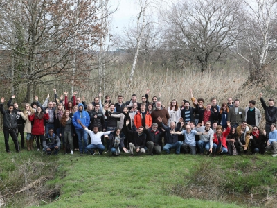 RED 2017 photo de groupe