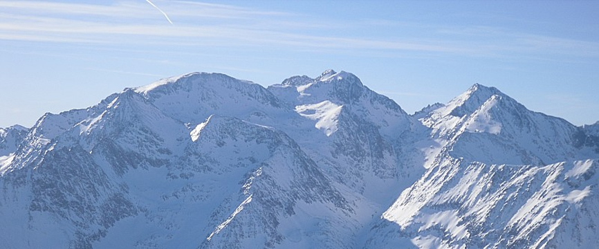 Une nouvelle méthode de mesure de la hauteur de neige en montagne