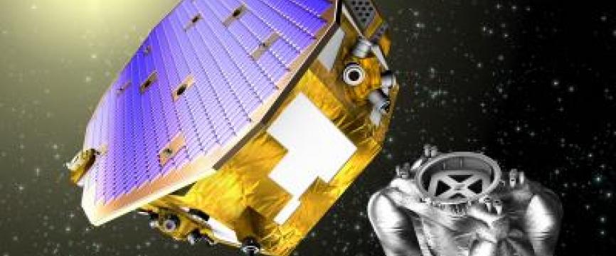 Lisa Pathfinder fin d'une mission réussie
