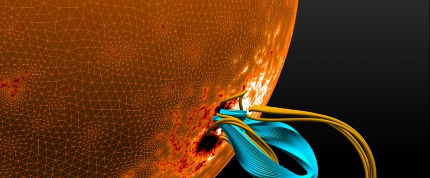 Better understand solar flares to predict them