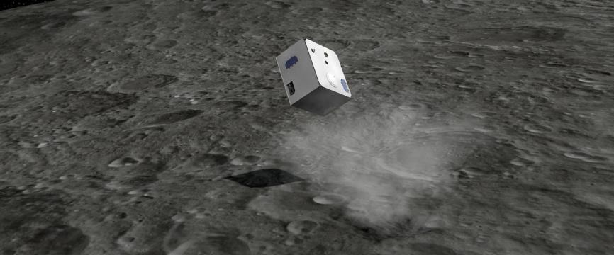 [Evénement] MASCOT se pose sur l'astéroïde Ryugu, un exploit !
