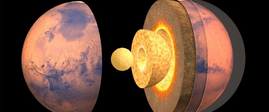 Que sait-on de l'intérieur de Mars ?