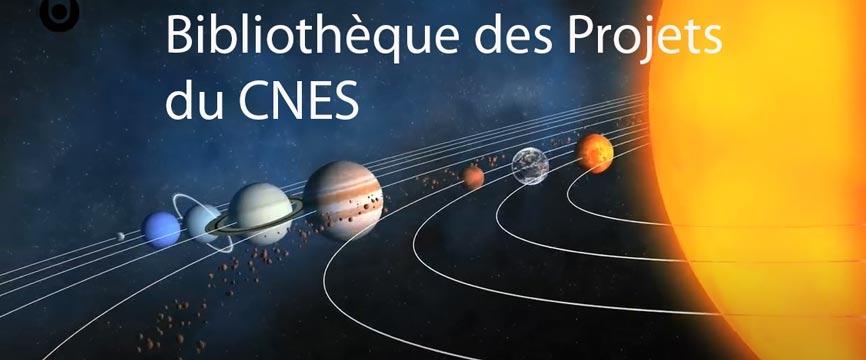 Bibliothèque des Projets du CNES