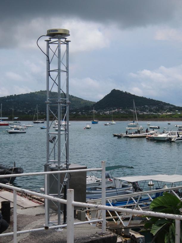La station MAYG à Mayotte