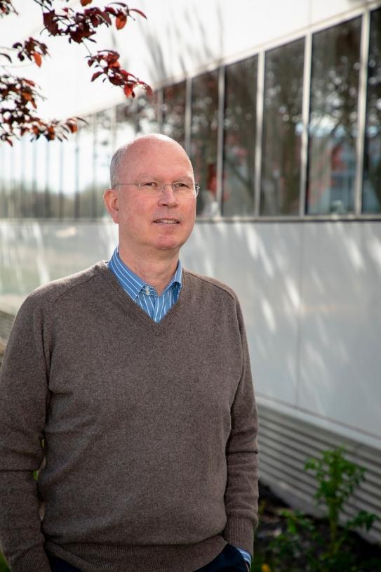 Jean Blouvac, responsable des programmes Exploration et Vol habité au CNES.
