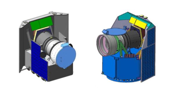 Deux concepts de satellite pour Cheops