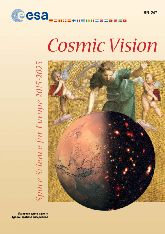Cosmic Vision 2015-2025